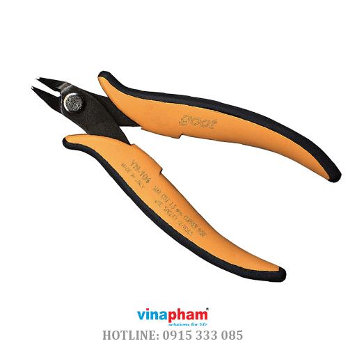 Kìm cắt linh kiện Goot YN-104 - 1.5mm Platform Nippers goot