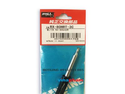 Mỏ hàn, tips hàn cho máy hàn thiếc RX-80HRT-3C GOOT