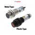 C2 Series - M18 Cylindrical Type