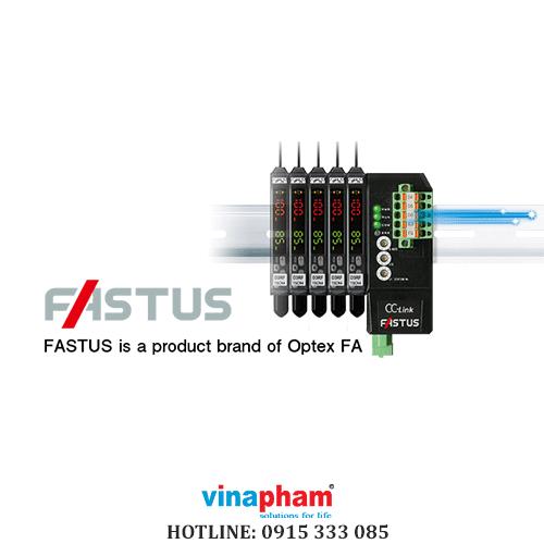 Bộ điều khiển và kết nối cảm biến CC-Link Communication Unit UC1 Series